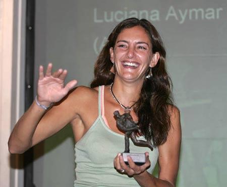 艾马尔当选为2004年世界最佳女子曲棍球运动员