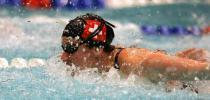 图文-欧洲短池游泳锦标赛迪尔兹化身为蝶