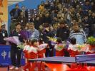图文-中外乒球赛首合中国完胜柳承敏领衔国外军团