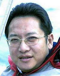 """图文-2005""""纵横四海""""洲际远航活动队员陈广宇"""