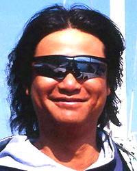 """图文-2005""""纵横四海""""洲际远航活动队员东庆"""