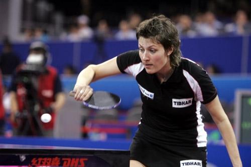 世乒赛女单1 4决赛帕夫洛维奇遭遇惨败