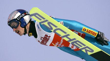 都灵冬奥会项目介绍:北欧两项--蓝天雪地下的雄鹰