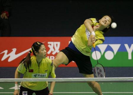 图文-[苏迪曼杯首日]中国5比0瑞典黄�[微笑杀手