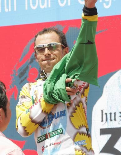 图文-环湖自行车赛第7赛段菲斯彻尔夺回绿衫