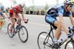 图文-2005环湖自行车赛落幕22号车手暂时领先
