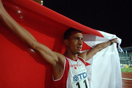 图文-世锦赛1500米奎罗伊未至拉姆兹平淡夺冠