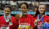 图文-田径世锦赛第五日赛况卡拉塔伊德获金牌