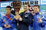 图文-男乒世界杯王皓获得亚军波尔力压中国双雄