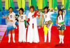 图文-超女助阵奥运吉祥物揭晓用歌声祝福福娃