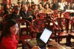 """图文-""""中国形象.龙的正名""""交流会记者现场记录"""