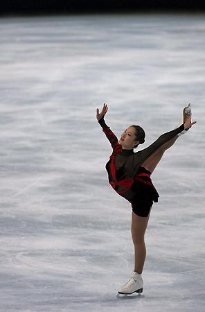 新浪体育讯 国际滑联花样滑冰大奖赛法国站比赛今天进入...