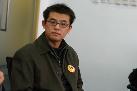 图文-奥运吉祥物动画主创聊天主创之一田苗子