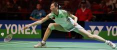 图文-[羽毛球]全英羽毛球公开赛张宁英姿勃发