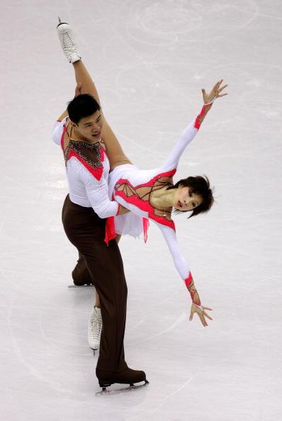 图文-张丹张昊神奇获得银牌完成不可能完成的任务