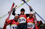 图文-冬季两项男子10公里竞速赛笑逐颜开的三甲