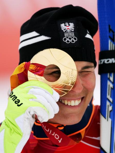 图文-冬奥高山滑雪女子速降赛透过现象看本质