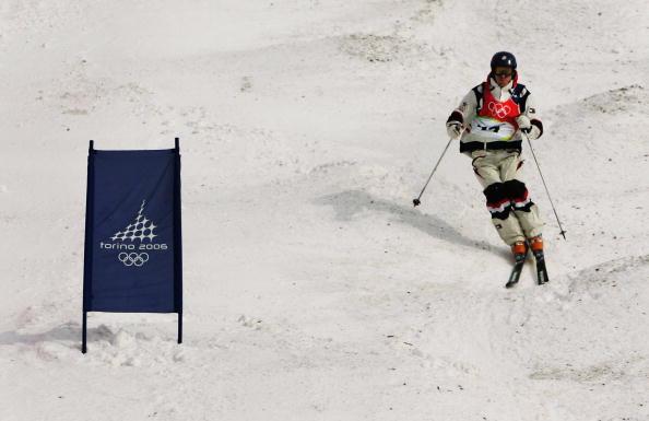 图文-自由式滑雪男子雪上技巧梅耶尔大将风度