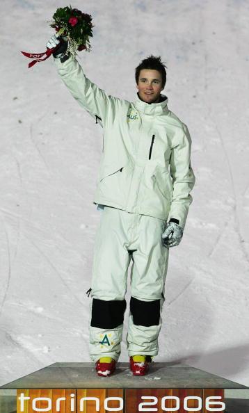 图文-自由式滑雪男子雪上技巧史密斯万千宠爱一身