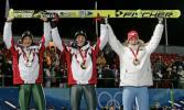 图文-跳台滑雪120米级个人赛决赛同样的武器