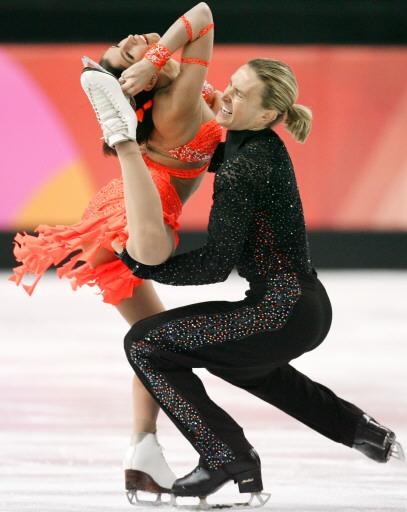 图文-花滑冰舞创编舞多姿多彩拿什么奉献给你