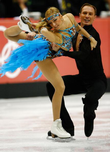 图文-花滑冰舞创编舞多姿多彩辗转腾挪难度颇高