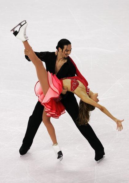 图文-花滑冰舞创编舞多姿多彩王子公主的童话