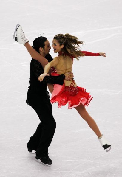 图文-花滑冰舞创编舞多姿多彩狂野不羁的舞蹈