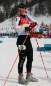 图文-越野滑雪女子竞速赛轻轻松松拿到胜利