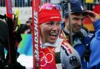 图文-冬季两项女子4x6公里接力赛威尔海姆的微笑