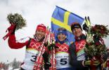 2006冬奥会颁奖图大全