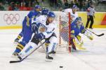图文-[男子冰球]芬兰VS瑞典萨库表现极其活跃