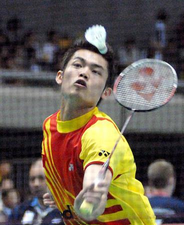 2006年汤尤杯羽毛球赛 汤姆斯杯羽毛球赛1 4决赛