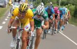 图文-环法第六赛段麦克伊文夺冠黄衫布南一骑当先