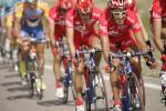 图文-第五届环青海湖自行车赛揭幕分成多个战队