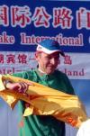 图文-第五届环青海湖自行车赛揭幕首日威辛格夺冠