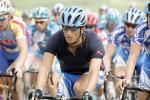 图文-环湖自行车赛第三赛段亚洲最佳沉着稳定