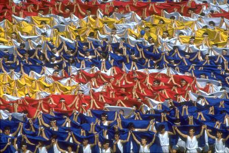 88汉城奥运会主题曲