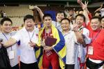 图文-摔跤世锦赛李岩岩创造历史这是全队的胜利