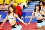 图文-国球大典乒乓宝贝的热舞表演用心表演舞蹈