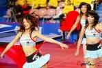 图文-国球大典乒乓宝贝的热舞表演我要飞得更高