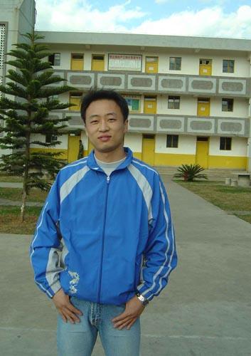 图文-奥运舵手选拔东区选手训练营亮相张亮