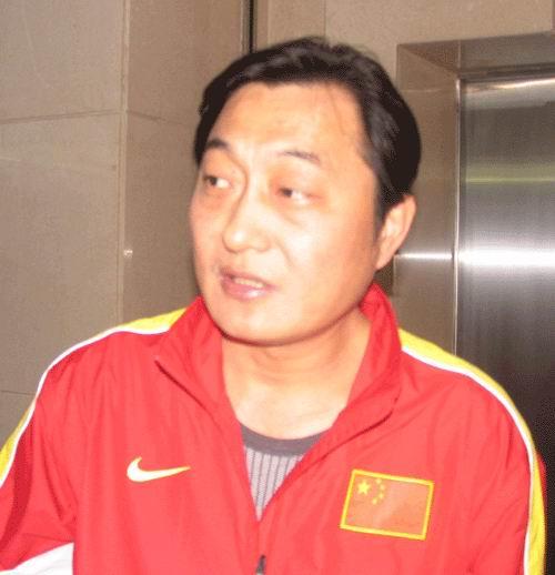 图文-第6届亚冬会中国代表团成立花滑总教练姚滨