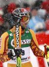 图文-国际滑联世界杯男子障碍赛这比赛很轻松
