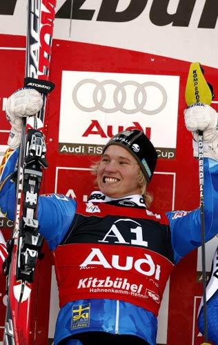 图文-国际滑联世界杯男障碍赛比格马特好兴奋