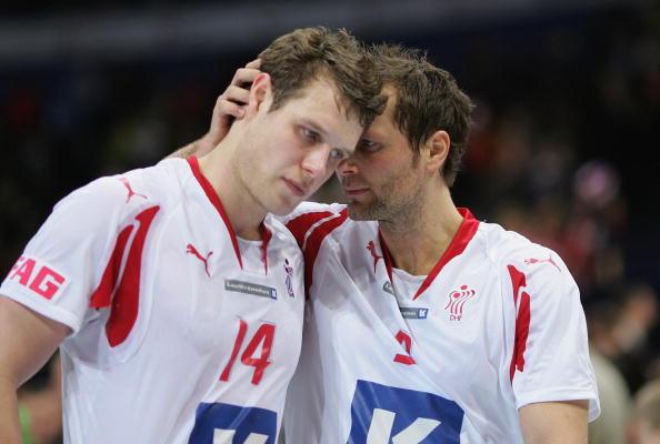 手球-图文半决赛丹麦胜波兰兄弟不要太伤心_龙湖湾漂流图片