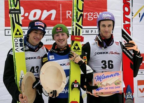 新浪体育讯 当地时间3月11日消息,国际滑联跳台滑雪世界...