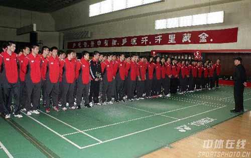 桑洋/2007年3月22日,中国羽毛球队队员、世界冠军桑洋宣布退役。
