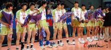 图文-上海男排胜辽宁夺得四连冠对手无法接受现实