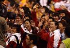 图文-跆拳道世锦赛收官之日中国队员欢庆时刻